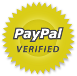 Paypal Business Verified!